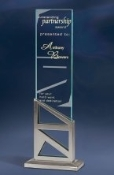 Stainless Steel Stages Award