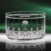 "Crystal Concerto Bowl, Available in 3 sizes: 5""H, 5 1/2""H, 6""H"