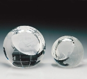 Paperweights, crystal paperweights, corporate gifts, crystal gifts