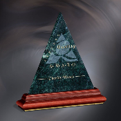 "Heritage Peak Award, Sizes: 8""H, 9""H, 12""H"