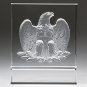 "Bigheadawards.net is proud to offer the Crystal White Majestic Eagle Award with Free Engraving and No Setup Fees. Order Online Today or call 1-800-826-4987"". ""eagle, eagles, fly, flying, patriotic, motivational, new"""