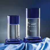 "The Seeq Crystal Award is available in 11 1/2""Height"