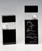 "The Crystal Maestro Award is Available in two sizes. 5 7/8""Height and 7 7/8""Height"