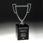"""Crystal Winner's Cup Trophy Award, Crystal Awards, Corporate Crystal Awards, Crystal Trophies, Corporate Crystal Trophies, Corporate Trophies, Engraved Crystal Awards"""